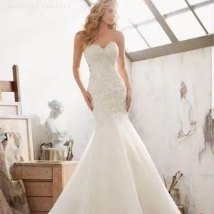 572e1fe67a334 Mori Lee Mermaid Dress on Poshmark